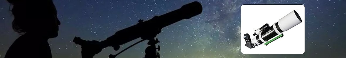 No mount telescopes