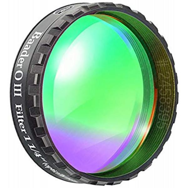 """Baader O-III Filter 1.25"""" (10nm) visual"""