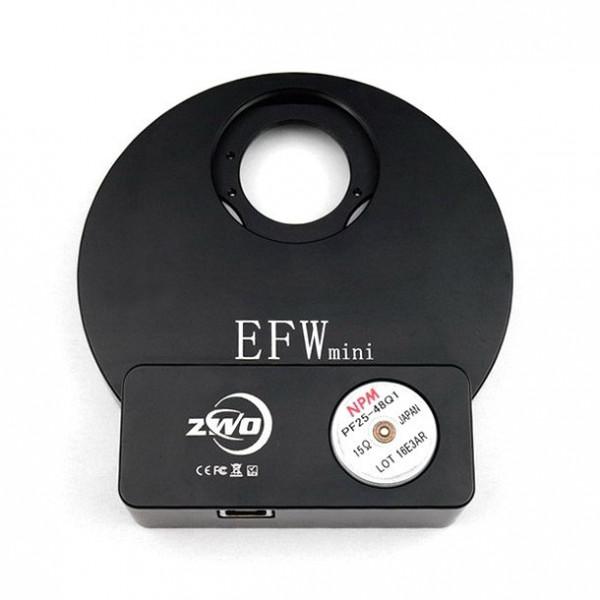 ZWO EFW mini - 5x1.25″ (31.8MM) / 31mm