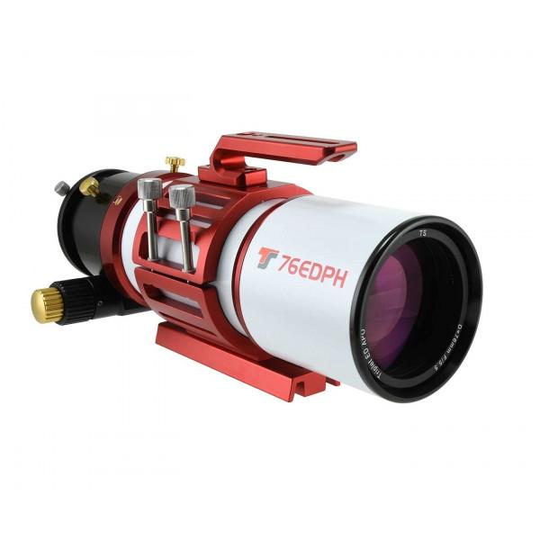 TS-Optics 76EDPH - 6-element Flatfield Apo 76 mm aperture F/4.5