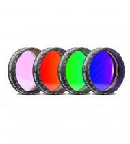 """Baader L-RGB CCD-Filterset 1.25"""" (31.8mm)"""