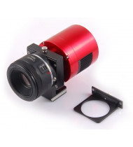 Artesky T2 adapter with filter drawer for Canon EOS lenses