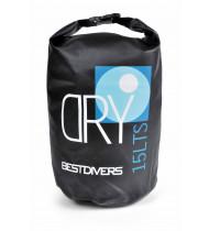 Best Divers PVC drybag 15
