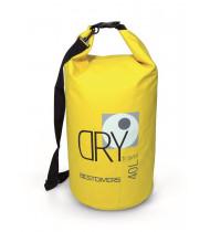 Best Divers PVC Dry Bag 40 L - Yellow