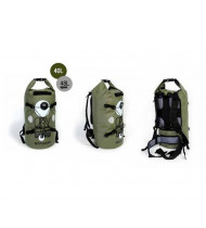 Best Divers PVC Dry Backpack 40L - Military