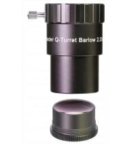 Baader Q-Barlow 2.25x / 1.3x