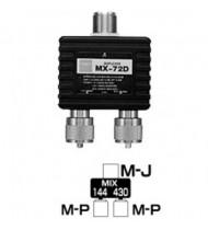 Diamond MX-72D Duplexer 1.6-30/140-150/400-460