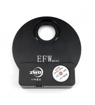 ZWO EFW mini - 5x1.25″ (31.8MM) / 31mm Filter Wheel