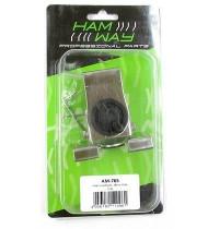 Ham-Way HM-765 Inox Antenna Mount 16mm Hole
