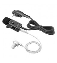 Icom HM-153LA Earphone Microphone