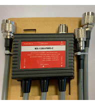 Komunica Triplexer 1.6-160 (PL) / 350-550 (N) / 850-1300MHz (N) with cables