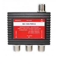 Komunica Triplexer 1.6-160 (PL) / 350-550 (N) / 850-1300MHz (N)
